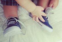 Kid shoea
