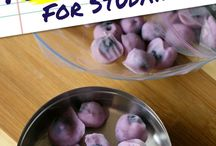 healthy study snacks