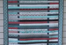 Life is a Highway Quilt / Posted here are pictures of quilts using my quilt pattern Life is a Highway. / by Cynthia Brunz Designs