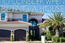 House Hunting Tips / Great house hunting tips for everyone from first time homebuyers to seasoned veterans.