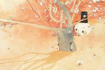 ☆ Children's book illustrations ☆