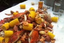 Dockside Crab Boil / by Winsor Event Studio