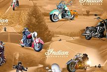 Indian motorcycles / by Galen Gritzer