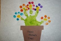 Mothers/Father's Day crafts