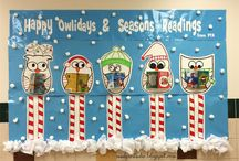 Bulletin Boards / Places to showcase student work