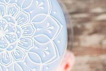 Mandala Cakes