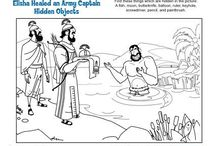Hidden Objects Printable Bible Activities / Finding the hidden objects within the picture is a great activity for kids of all ages. Use these activities to help children have fun while they're learning important Bible stories.