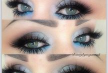 eye makeup for green eyes how to / by Cheyenne Autumn