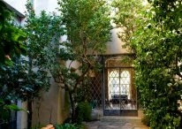 Courtyards at the Berkeley City Club