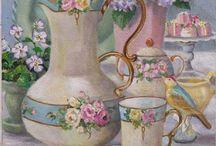 tableaux peintures , arts