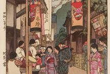 Japanese Art / by John McIntosh
