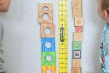 Measuring Activities for Preschool