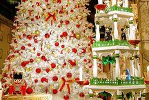 Рождественская деревня / Weinachtsdorf / Christmas village