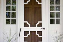 Screen doors / by Meghan Sullivan
