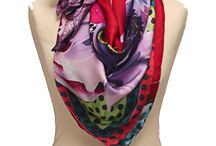 AW13 Scarves / Aw13 collection of Scarves