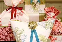 Wrap it Up / Ideas for wrapping gifts