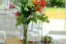 Centros de mesa / centros de mesa cores pasteis, vintage, boho