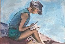 Painting - My work