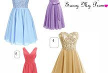 Sassy my prom / Sassy my prom dress