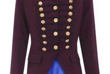 jackets (๑•ᴗ•๑)♡