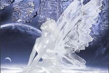 Escultura hielo