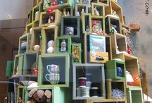 Visual Merchandising Ideas / inspiration for retail display