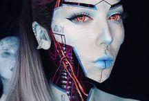 Makijaż przyszlosci