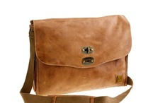 bags and more... / Messenger bags, satchel... I love them all.