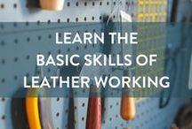 leather work basics