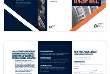 Library Brochure Ideas