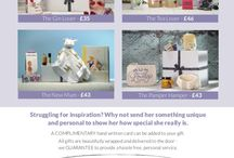 Mother's Day / If you are searching for the perfect gift for your Mum - Look no further.  Carabella Gifts create luxury hampers with that personal touch, guaranteed to be loved by the recipient.