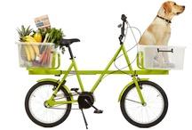 Bikes for transportation