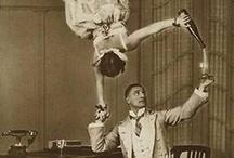 Vintage circus