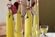 Liquori - Sciroppi - Succhi di frutta