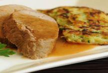 Recetas Chilenas con Carnes / Recetas de Cocina Chilena utilizando carnes rojas en su preparacion