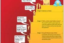 Favorite marketing, PR and social media Infographics