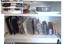 Organizing: Kitchen