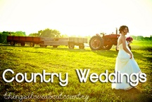 For MJ & AS / designing a country wedding for September 1st! :D / by Shalby Blaskowski