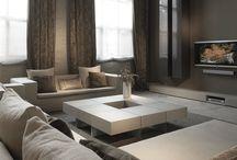 Home: Room Ideas / by Diego Ureña