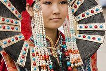 Mujeres tradicionales