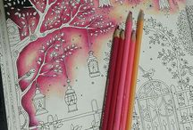 barevná inspirace pozadí
