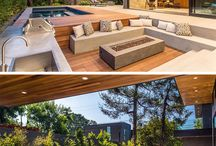Outdoor entertaining area ideas