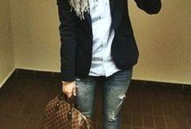 Jeans ,+ blazer