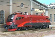 Locomotiv H0