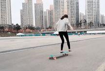 Longboard Dance