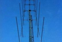 Radio Antennas / Antenas