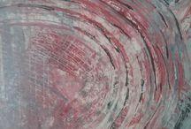 moje abstrakce / osobní tvorba
