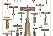 Corkscrew / Old corkscrew