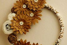 Wreaths / by DeeDee Gutshall