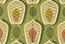 Vintage Fabric favorites